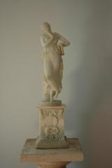 Restored antique alabaster figure (after Canova)
